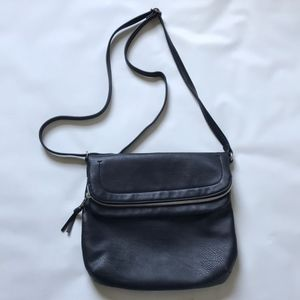 Relic Faux Leather Crossbody Bag